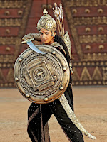 Rudhramadevi movie photos gallery-cover-photo