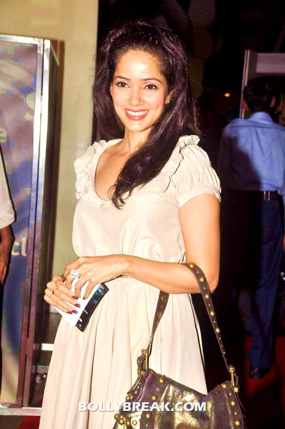 Vidya Malvade - (8) - Bollywood & TV Celebs at the Premiere of 'The Dark Knight Rises'