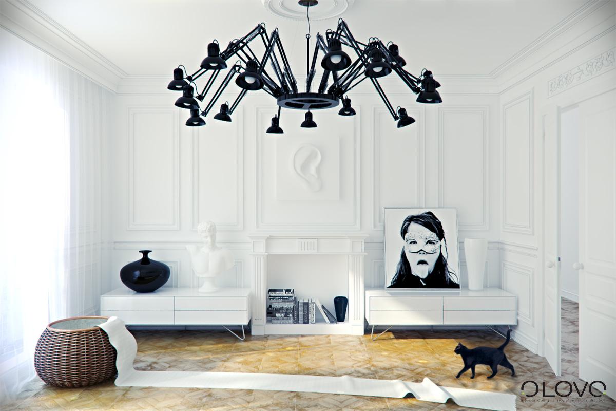 oleg portfolio handelier moooi dear ingo. Black Bedroom Furniture Sets. Home Design Ideas