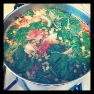 spinach-lentil-tomato-soup-easy-recipe