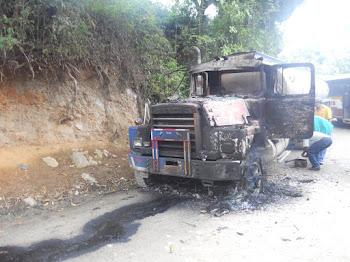 Conflicto en la zona afectada por la hidroeléctrica