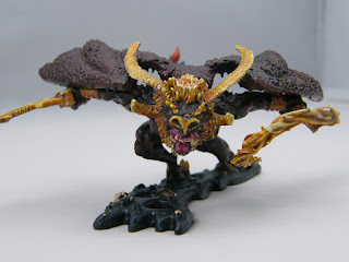 Citadel Miniatures BME-3 Balrog for LOTR