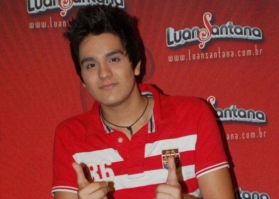 Luan Santana Short  Hairstyles 2011