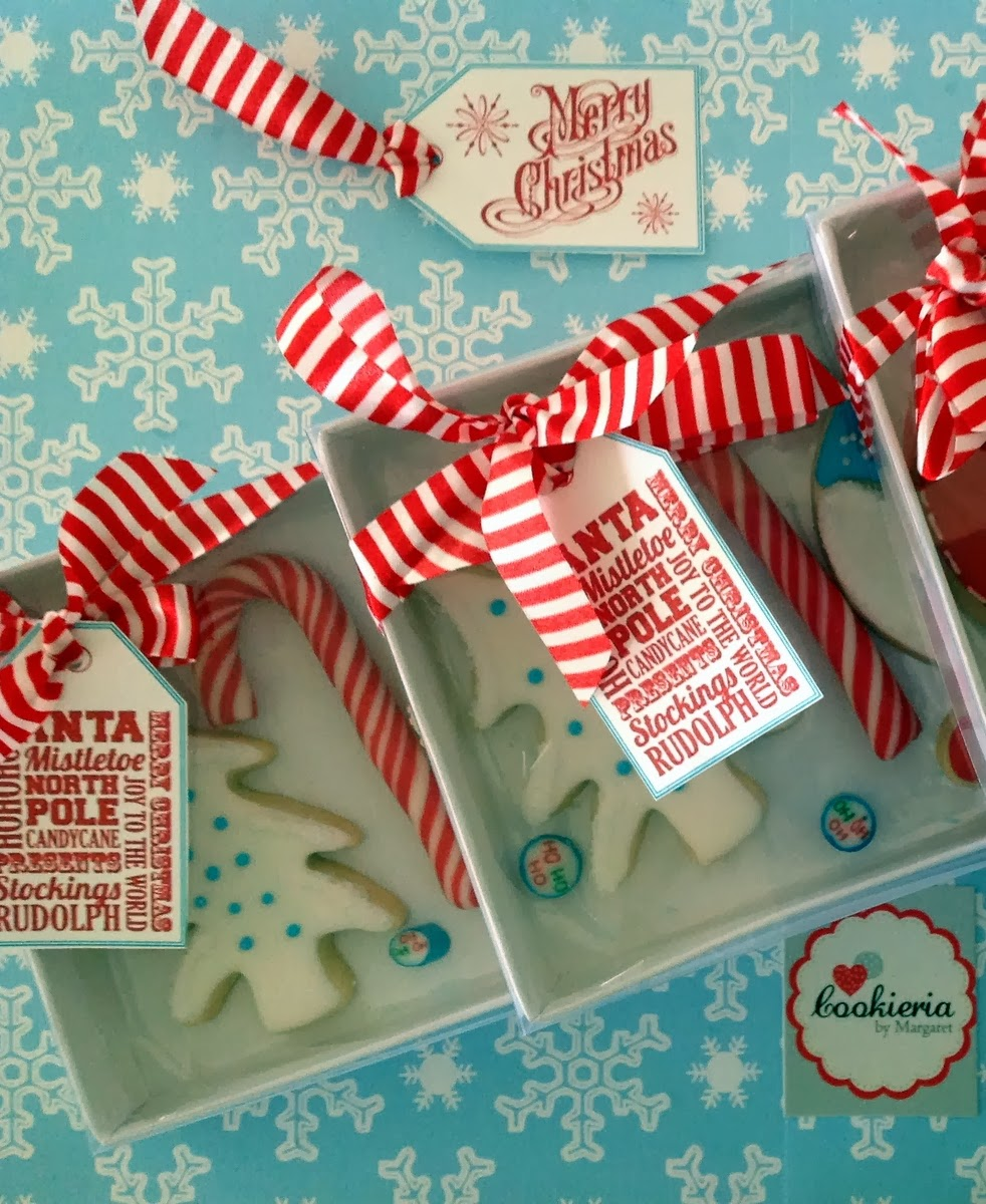 Natal polo norte cookieria by margaret for Oficina 9737 la caixa