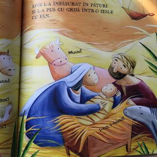 Nasterea lui Iisus - Editura Gama