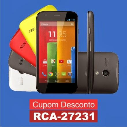 Smartphone Moto G Color Edition Dual Chip XT1033 16GB