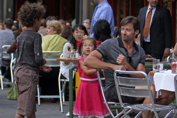 Hugh Jackman and Deborah-Lee Furness adopted beby Ava