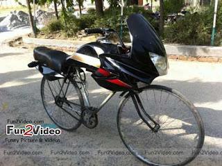 dhoom bike