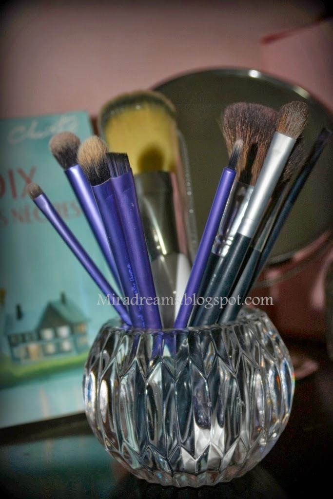 pinceaux makeup