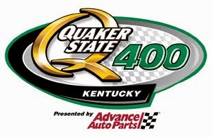 Race 17: Quaker State 400 at Kentucky