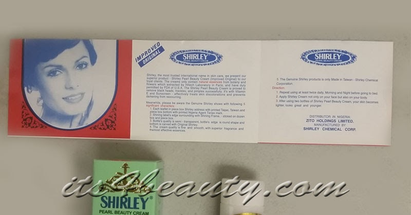 Full house beauty shirley pearl beauty cream 100 natural for Beauty full house