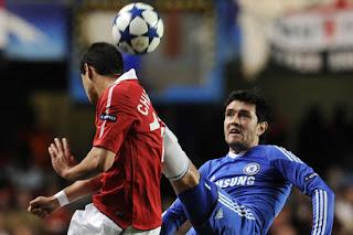 Partido Manchester United Vs Chelsea