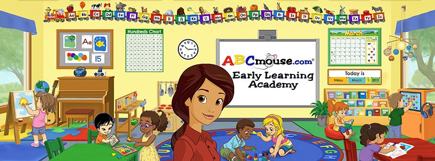 ABCmouse.com - Over 3,000 Educational Activities - First Month Free - Click here!
