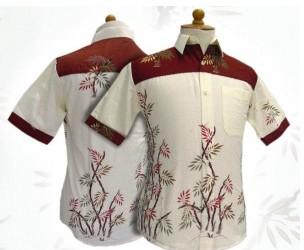 Model Baju Batik Pria