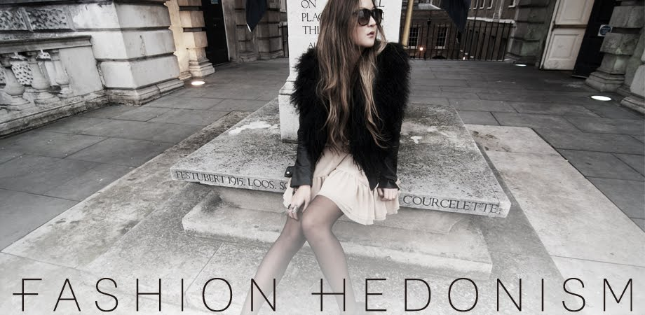 Fashion Hedonism