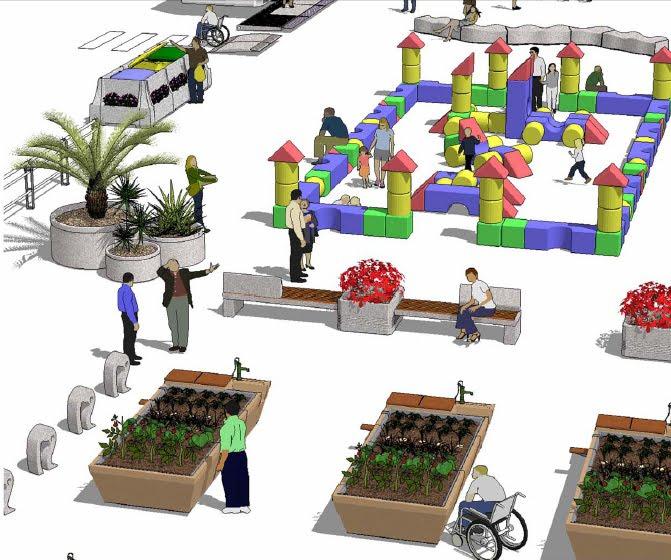 Huertos urbanos gitma jardiner a y paisajismo for Autoarq paisajismo