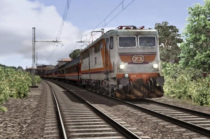Foto treni anni 80 7