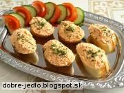 Čajovka - recept