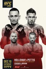 Watch UFC 206: Holloway vs. Pettis Online Free Putlocker