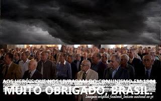 Brasil: Estamos sem voz! - por Altair Ramos