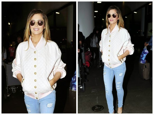 Cheryl-Cole-Looking-as-Chic-as-Ever-in-Pink-Bomber-Jacket-and-Round-Glasses
