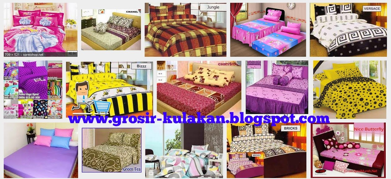 Supplier Sprei