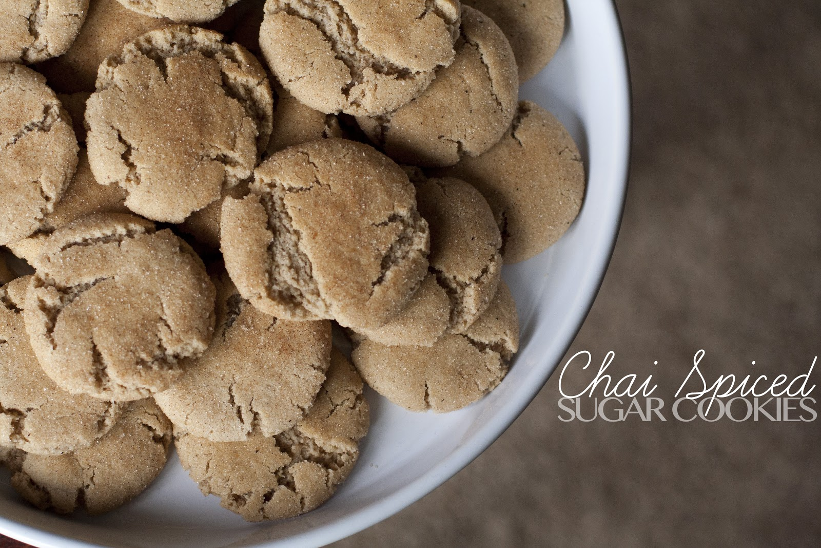The Ney Life: IN OUR KITCHEN | Chai Spiced Sugar Cookies