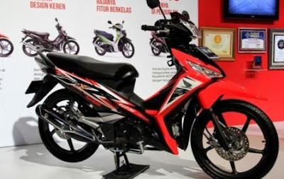 Harga Motor Honda Supra X 125