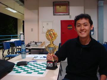 Campeão Absoluto Blitz UCC 2012