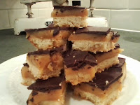 http://wittsculinary.blogspot.com/2014/12/recipe-41-shortbread-caramel-chocolate.html