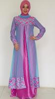 Model Busana Muslim Untuk Pesta
