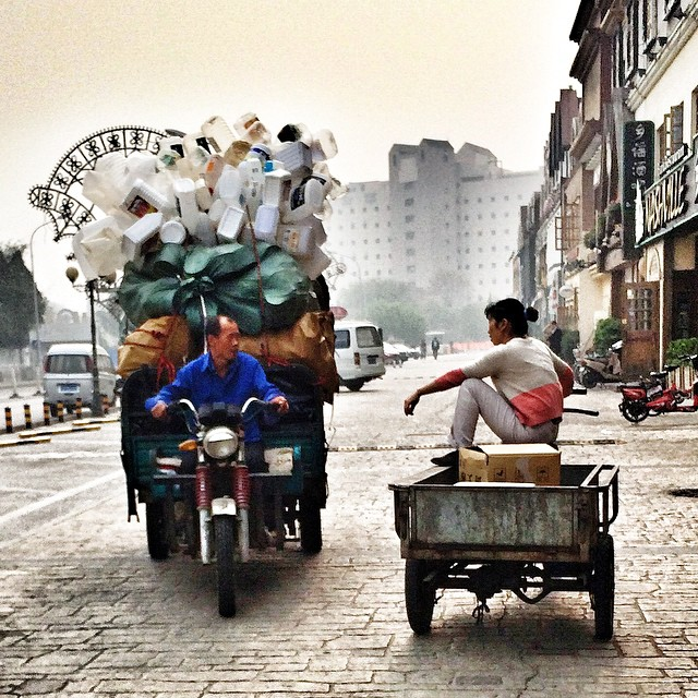 welcome to china - big load