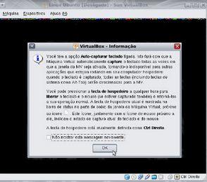 teclado maquina virtual