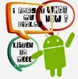 dialog box android