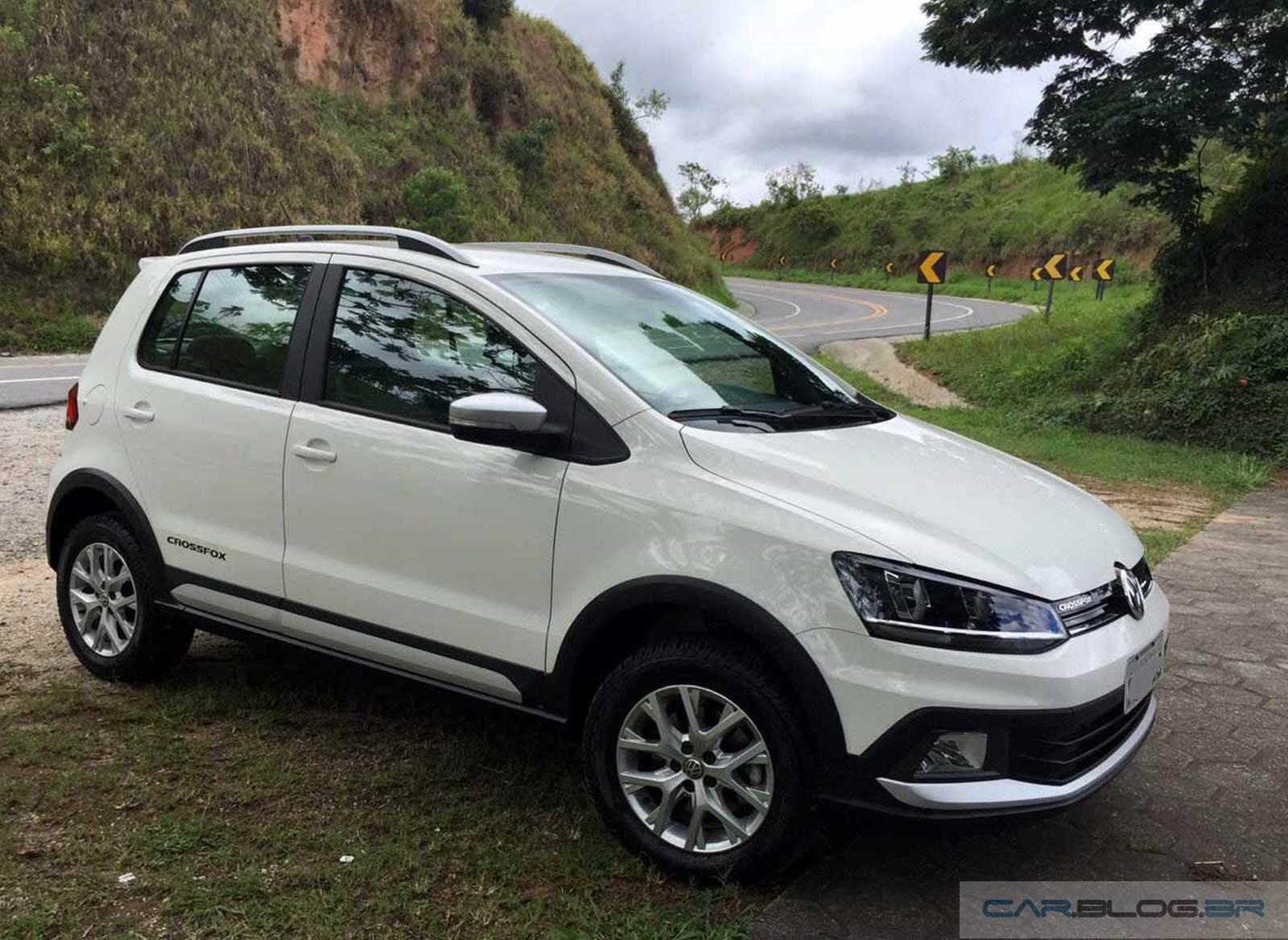 Volkswagen CrossFox I-Motion 2016: pontos fortes e fracos ...