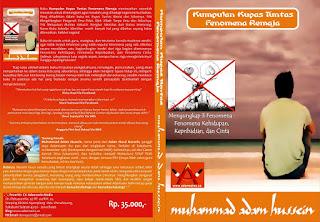 Ilustrasi Cover Buku Fenomena Remaja