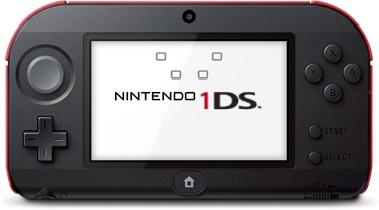 Real Nintendo 1DS Screen Shots