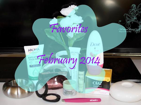 FAVORITES February 2014