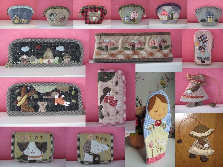 งานผ้าทอจากญี่ปุ่น