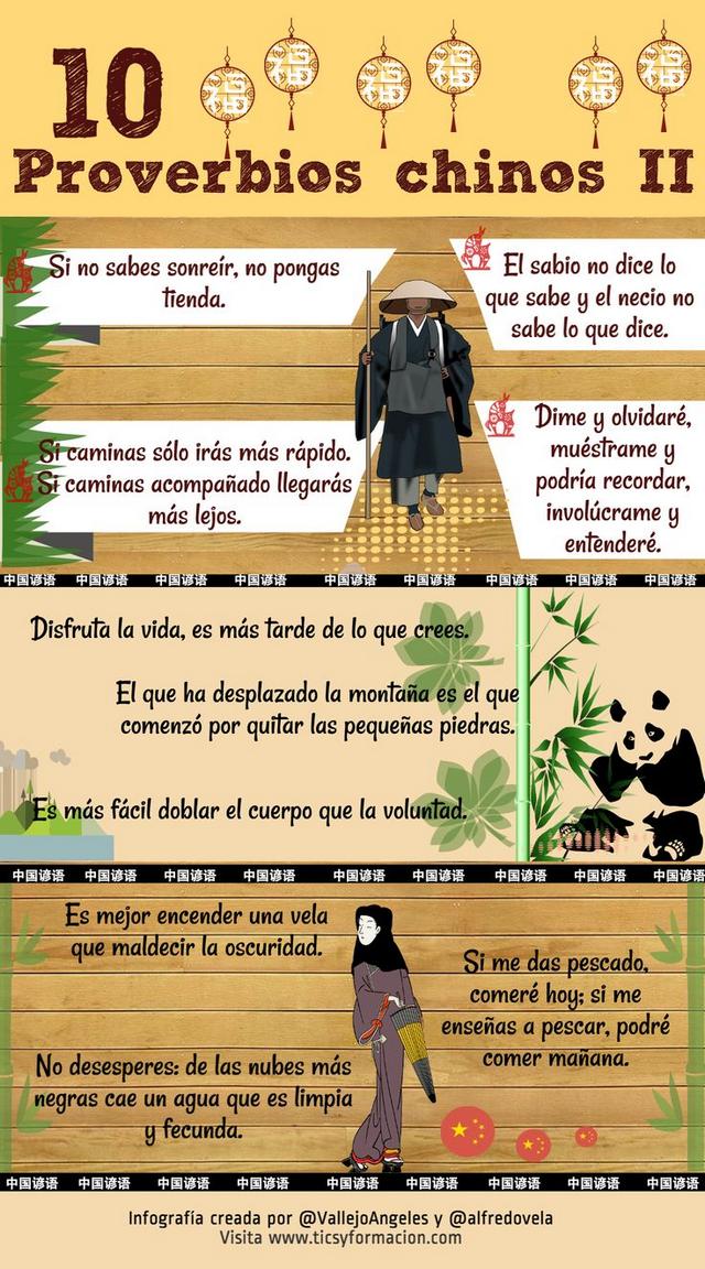 10 proverbios chinos que te van a servir de ayuda (Parte 2)