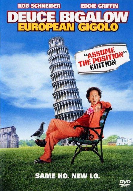 European Gigolo / Gigolo por accidente en Europa (2005)