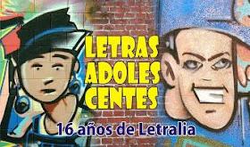 Letras adolescentes: 16 años de Letralia