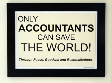 Funny Accounting Quote...