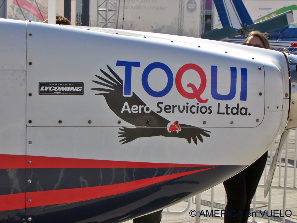 TOQUI Servicios Aéreos Ltda.