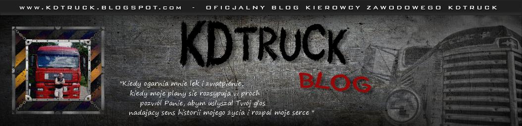 Praca Kierowcy Ciężarówki