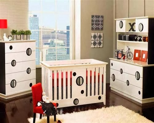 Dormitorios y habitaciones dise o y decoraci n de - Dormitorio negro y rojo ...