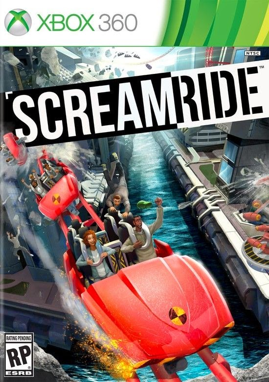 Download Screamride Torrent XBOX 360 2015