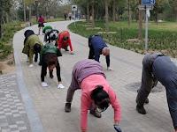 Olahraga Aneh Ini Ampuh Atasi Sakit Leher dan Punggung