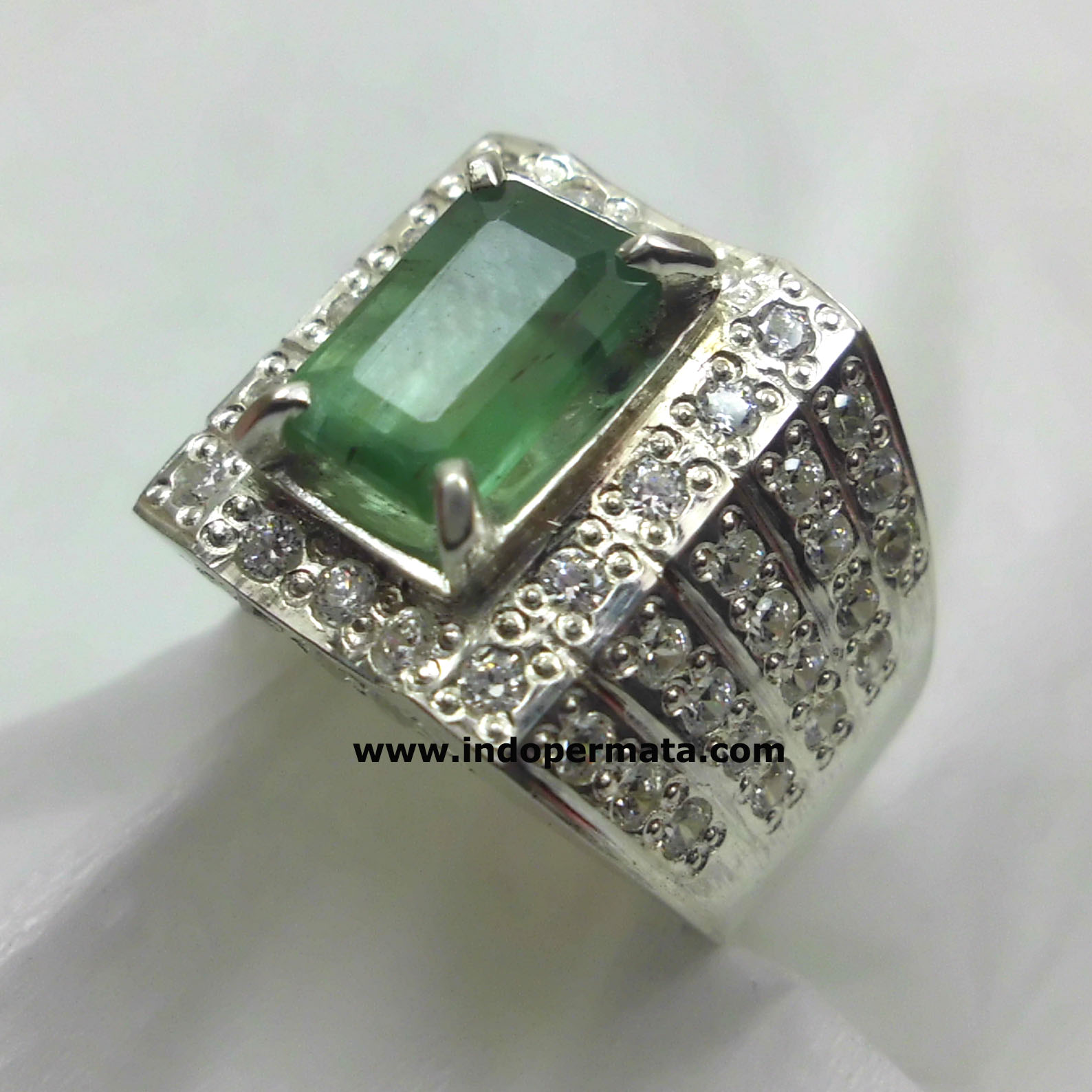 Emerald Beryl-074   TOKO BATU PERMATA   JUAL BATU PERMATA MULIA ...