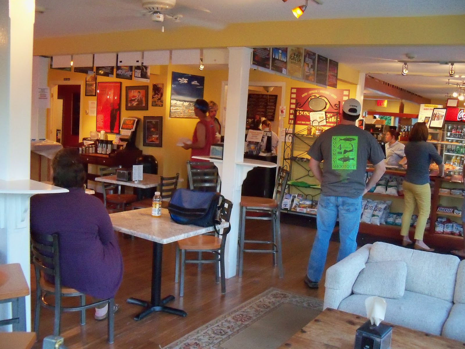Falmouth Breakfast Cafe